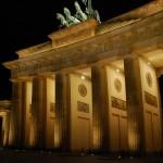 Das Brandenburger Tor bei Nacht © Peggy-Sue  / pixelio.de