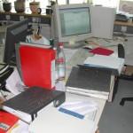 Schreibtischchaos - jupp055 / pixelio.de