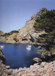 Bucht in Mallorca - Ferienhausurlaub © Ricarda Brzuska