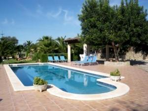Mallorca Ferienhaus mit Pool