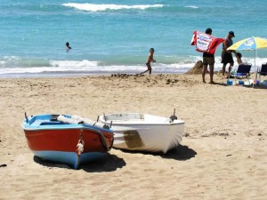 Strand Peloponnes